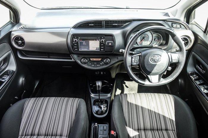 2017 Toyota Yaris ZR NCP131R Grey