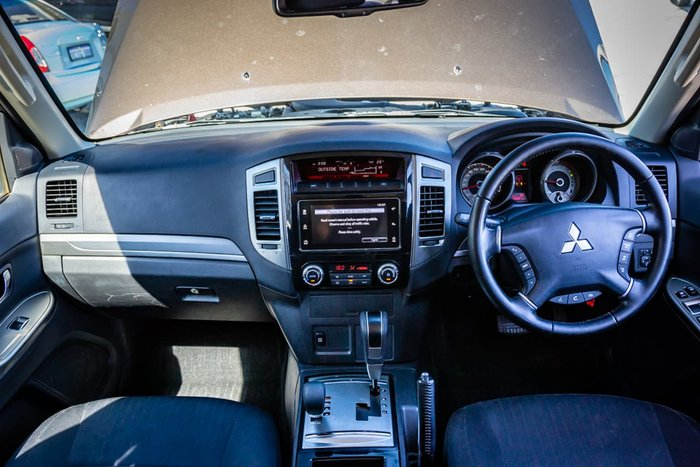 2019 Mitsubishi Pajero GLX NX MY20 4X4 Dual Range Bronze