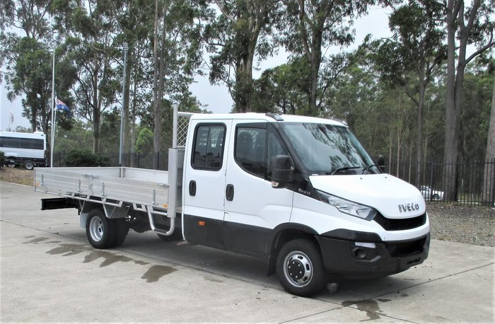 2015 IVECO DAILY White