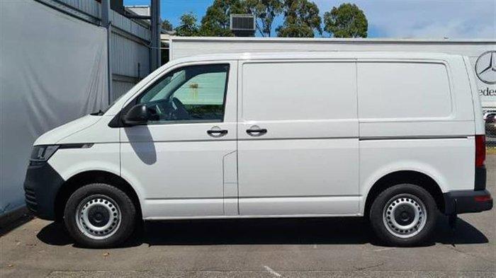 2020 Volkswagen Transporter TDI340 T6.1 MY20 White