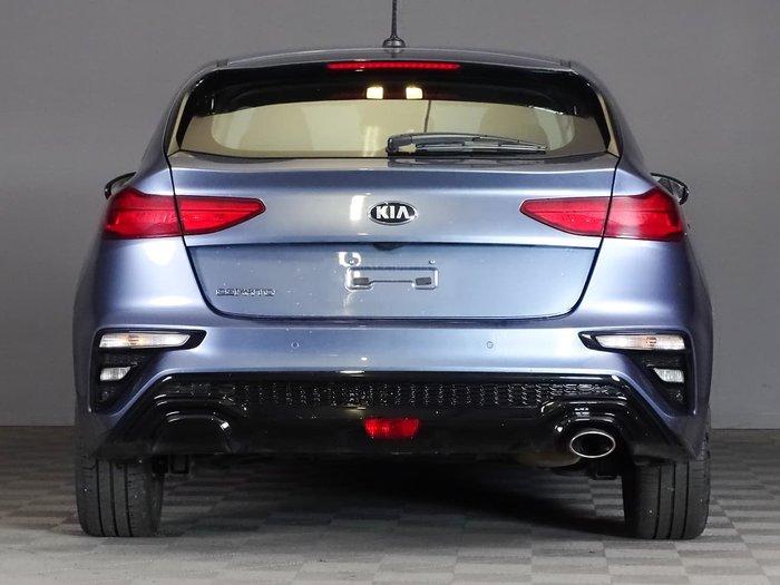 2019 Kia Cerato S BD MY20 Blue