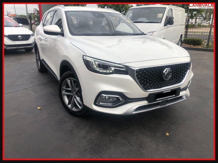 2020 MG HS Excite SAS23 MY20 PEARL WHITE