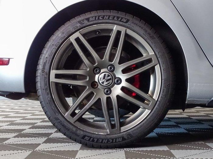 2011 Volkswagen Golf GTI VI MY11 Silver