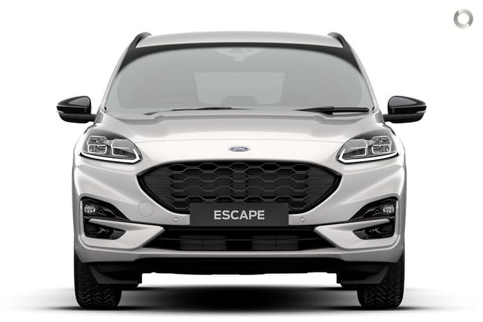 2020 Ford Escape ST-Line ZH MY21.25 4X4 On Demand White