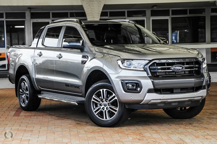 2020 Ford Ranger Wildtrak