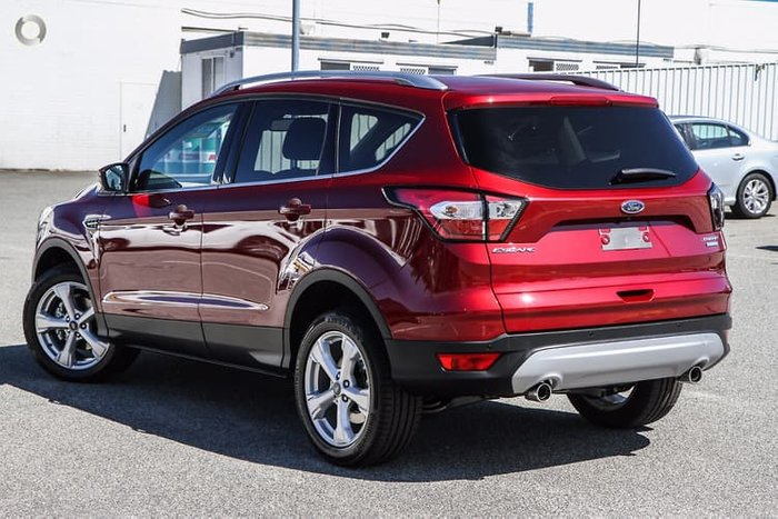 2019 Ford Escape Trend ZG MY19.75 Ruby Red