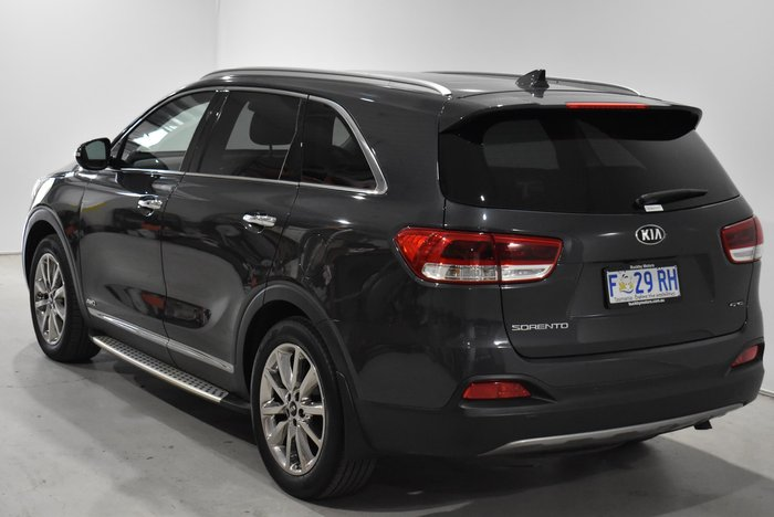 2016 Kia Sorento GT-Line UM MY17 4X4 On Demand Platinum Graphite