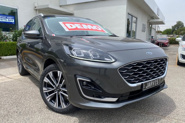 2020 Ford Escape Vignale ZH MY20.75 4X4 On Demand Magnetic