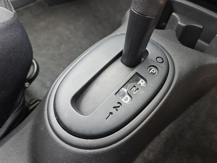 2014 Nissan Micra ST K13 MY13 Silver