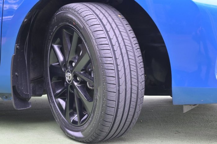 2014 Toyota Corolla RZ ZRE182R Blue