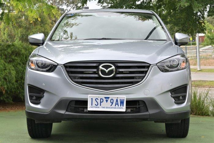 2015 Mazda CX-5 Grand Touring KE Series 2 4X4 On Demand Silver