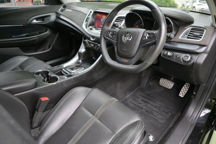 2015 Holden Ute SS V Redline VF MY15 Black