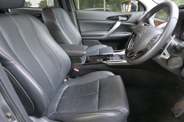 2017 Mitsubishi Eclipse Cross Exceed YA MY18 4X4 On Demand Grey