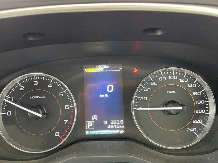 2019 Subaru XV 2.0i-S G5X MY19 AWD White