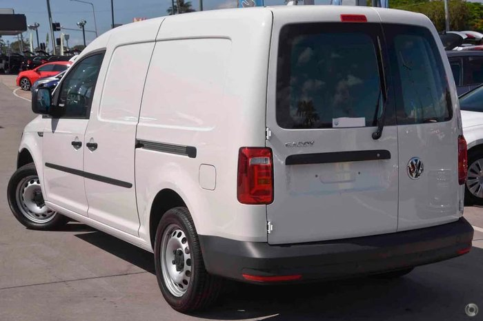 2020 Volkswagen Caddy TSI220 2KN MY20 White