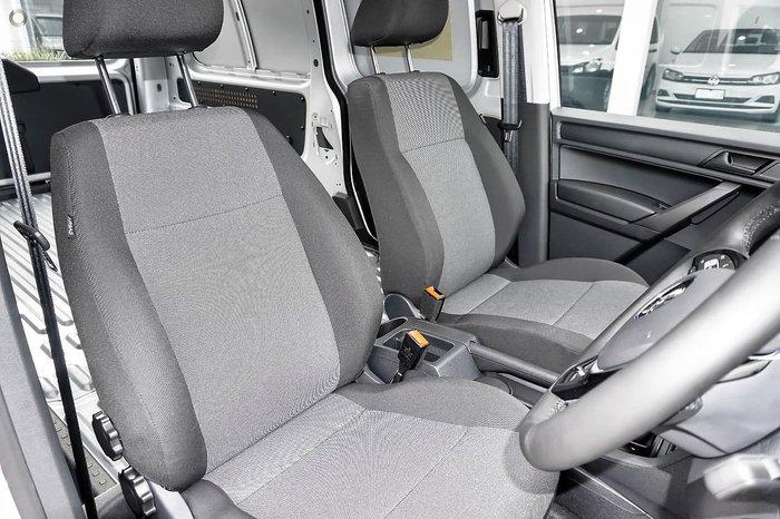 2020 Volkswagen Caddy TSI220 2KN MY20 Silver