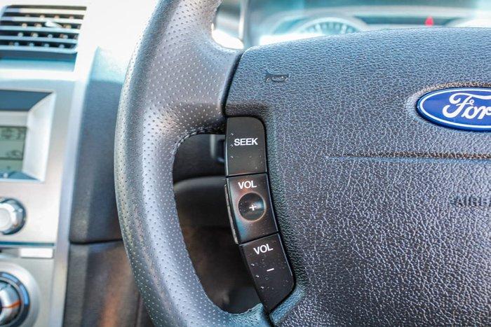 2006 Ford Falcon Ute XR8 BF Mk II Blue