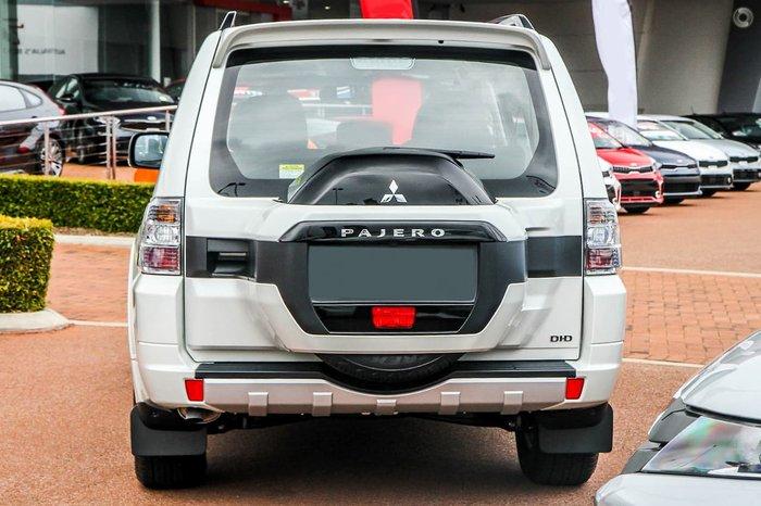 2020 Mitsubishi Pajero GLX NX MY20 4X4 Dual Range Warm White