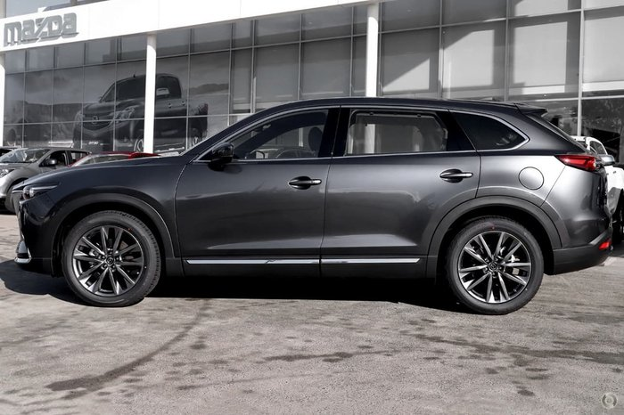 2020 Mazda CX-9 Azami TC 4X4 On Demand Grey