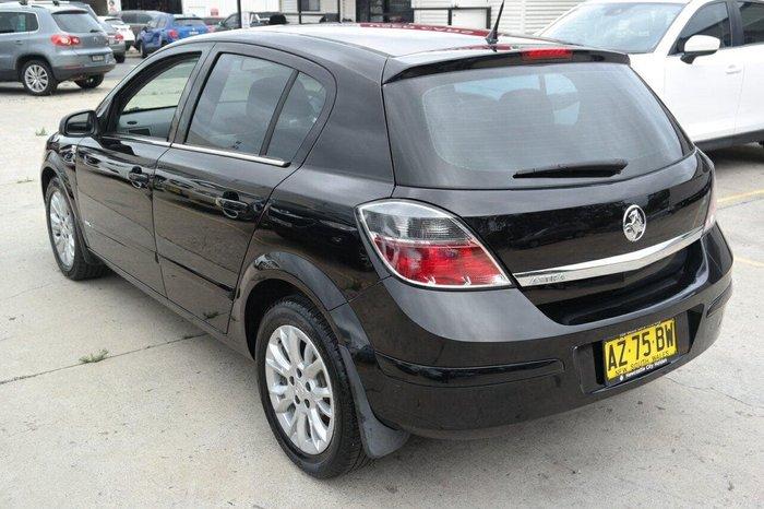 2008 Holden Astra CDX AH MY08 White