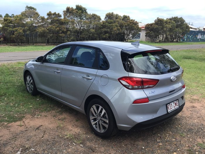 2020 Hyundai i30 Active PD2 MY20 Typhoon Silver