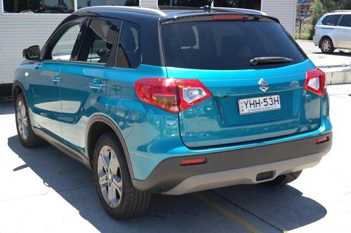 2016 Suzuki Vitara RT-S LY Blue