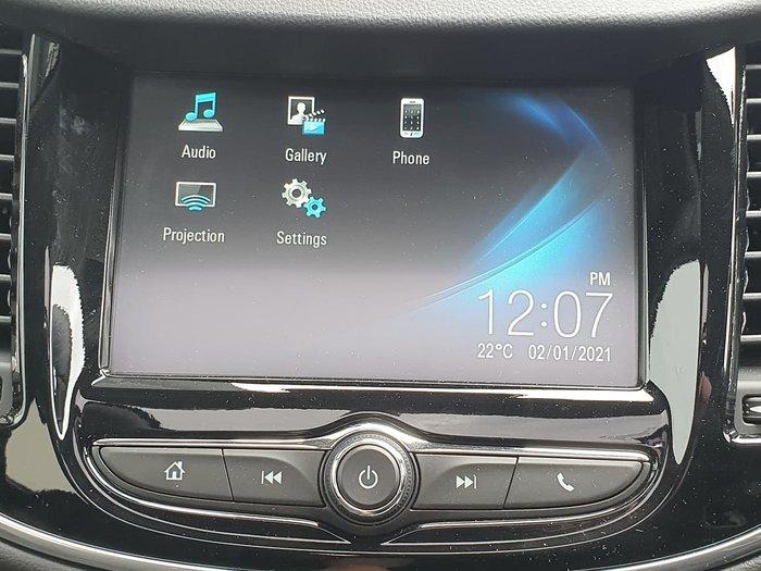 2019 Holden Trax LTZ TJ MY20 Silver