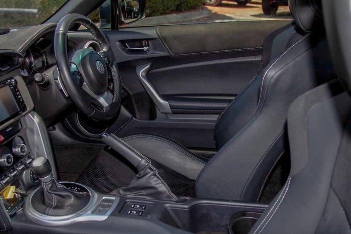 2019 Toyota 86 GTS ZN6 Black