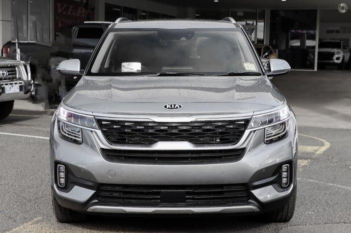 2020 Kia Seltos GT-Line SP2 MY21 4X4 On Demand Grey