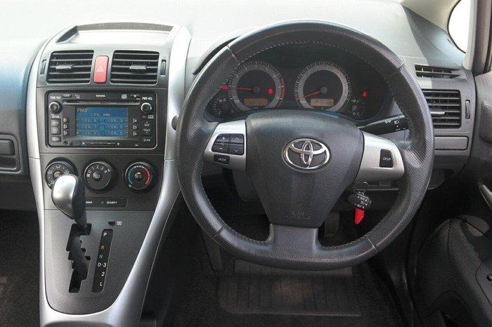 2010 Toyota Corolla Conquest ZRE152R MY10 Silver