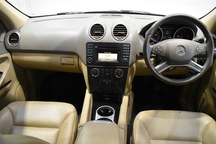 2008 Mercedes-Benz M-Class ML280 CDI W164 MY09 4X4 Constant Black