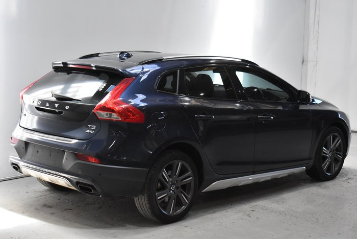 2014 Volvo V40 Cross Country T5 Luxury MY15 AWD Blue