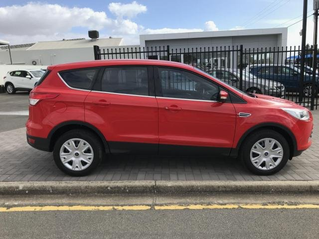 2013 FORD KUGA AMBIENTE (AWD) TF Red