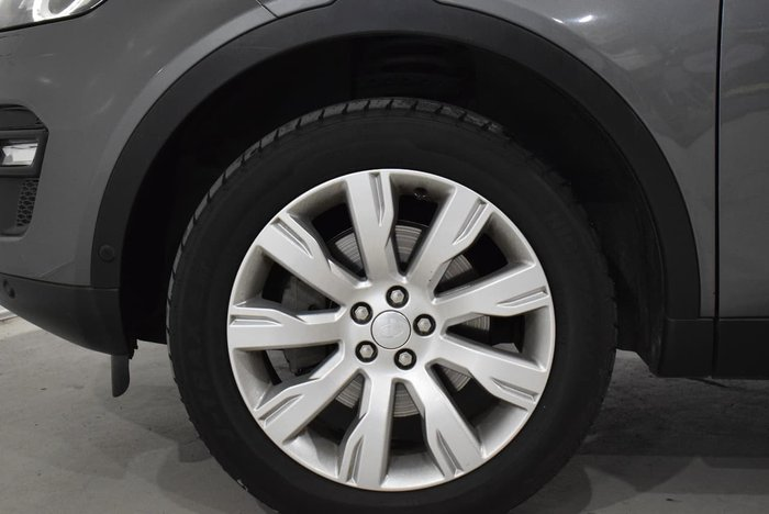 2015 Land Rover Discovery Sport SD4 SE L550 MY16 4X4 Constant Corris Grey