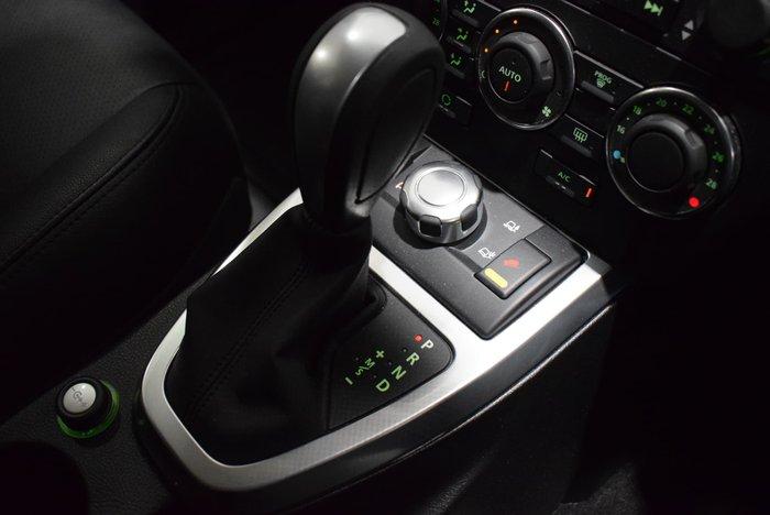2009 Land Rover Freelander 2 Td4 SE LF MY10 4X4 Constant Alaska White