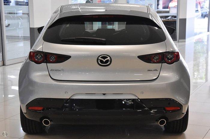 2020 Mazda 3 G20 Evolve BP Series Silver