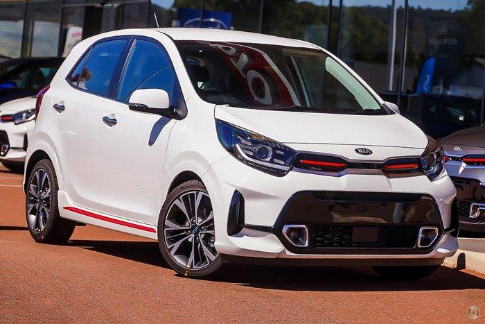 2020 Kia Picanto GT-Line JA MY21 White