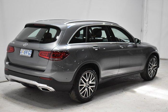 2020 Mercedes-Benz GLC-Class GLC200 X253 Grey