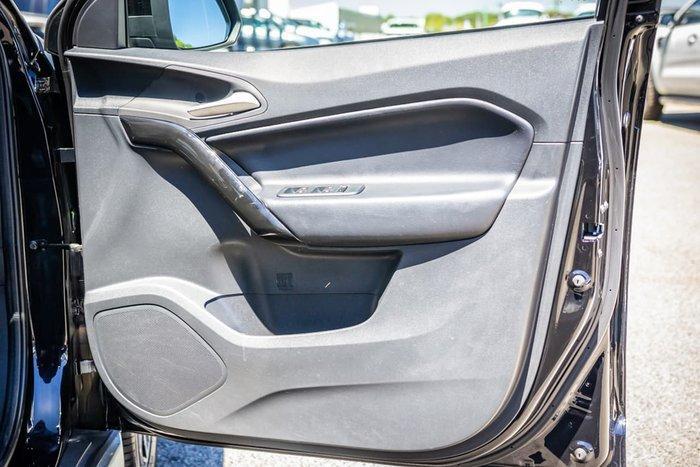 2018 MG GS Essence X SAS2 MY17.5 Four Wheel Drive Black