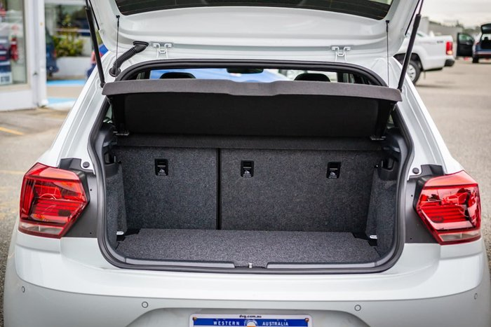 2019 Volkswagen Polo GTI AW MY20 White