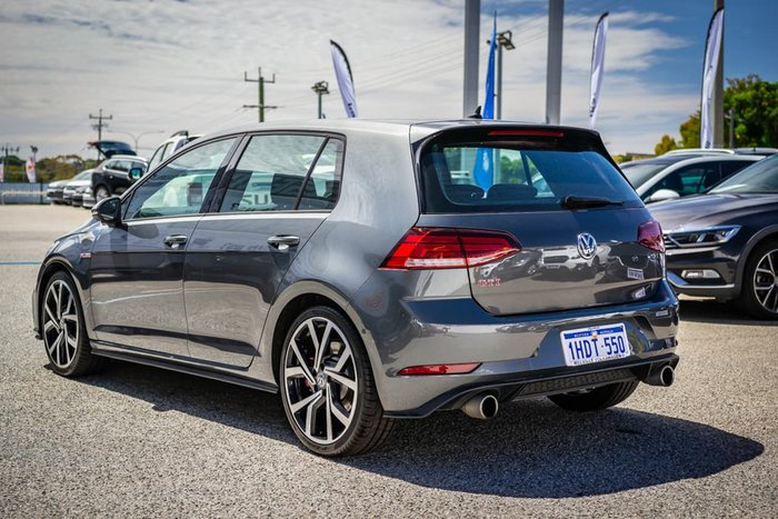 2019 Volkswagen Golf GTI 7.5 MY19.5 Grey