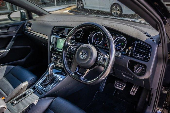 2016 Volkswagen Golf R 7 MY16 Four Wheel Drive Black