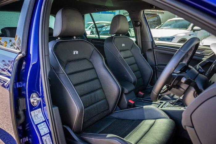 2018 Volkswagen Golf R 7.5 MY19 Four Wheel Drive Blue