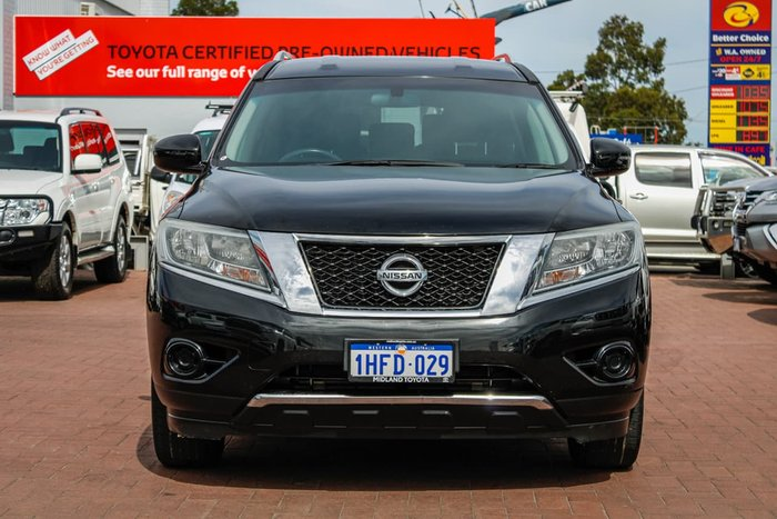 2016 Nissan Pathfinder ST R52 MY16 Black