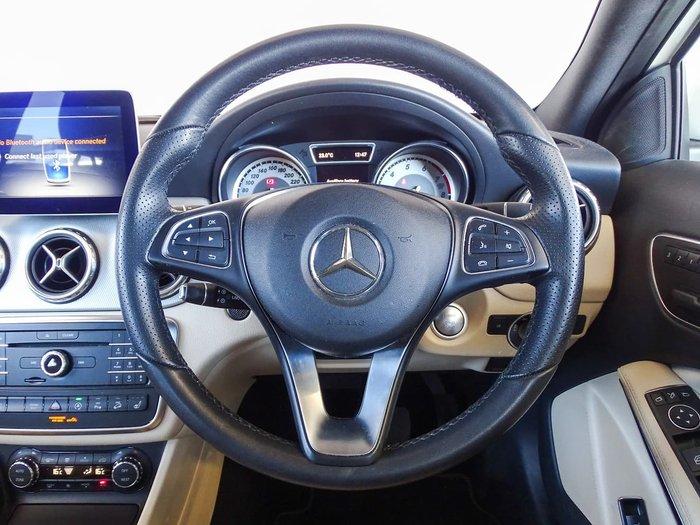 2016 Mercedes-Benz GLA-Class GLA250 X156 Four Wheel Drive White