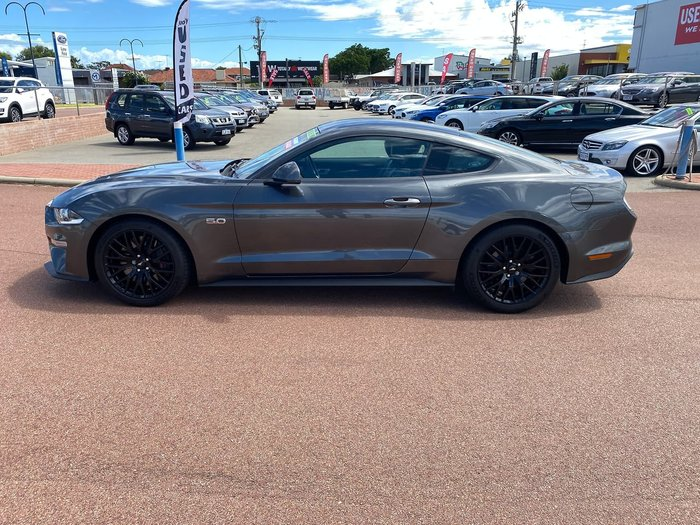 2019 Ford Mustang GT FN MY19 Grey