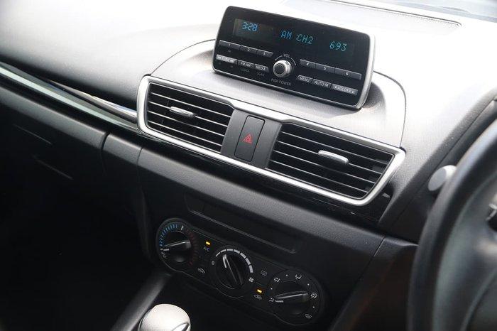 2015 Mazda 3 Maxx BM Series White