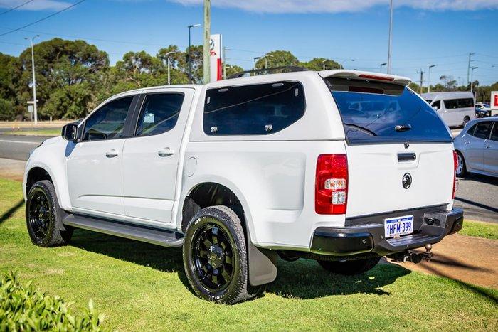 2015 Holden Colorado LTZ RG MY16 4X4 Dual Range White