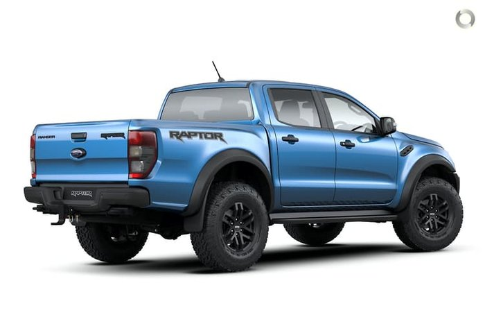 2021 Ford Ranger Raptor PX MkIII Ford Performance Blue