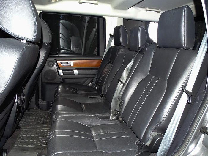 2011 Land Rover Discovery 4 SDV6 HSE Series 4 MY11 4X4 Constant Grey